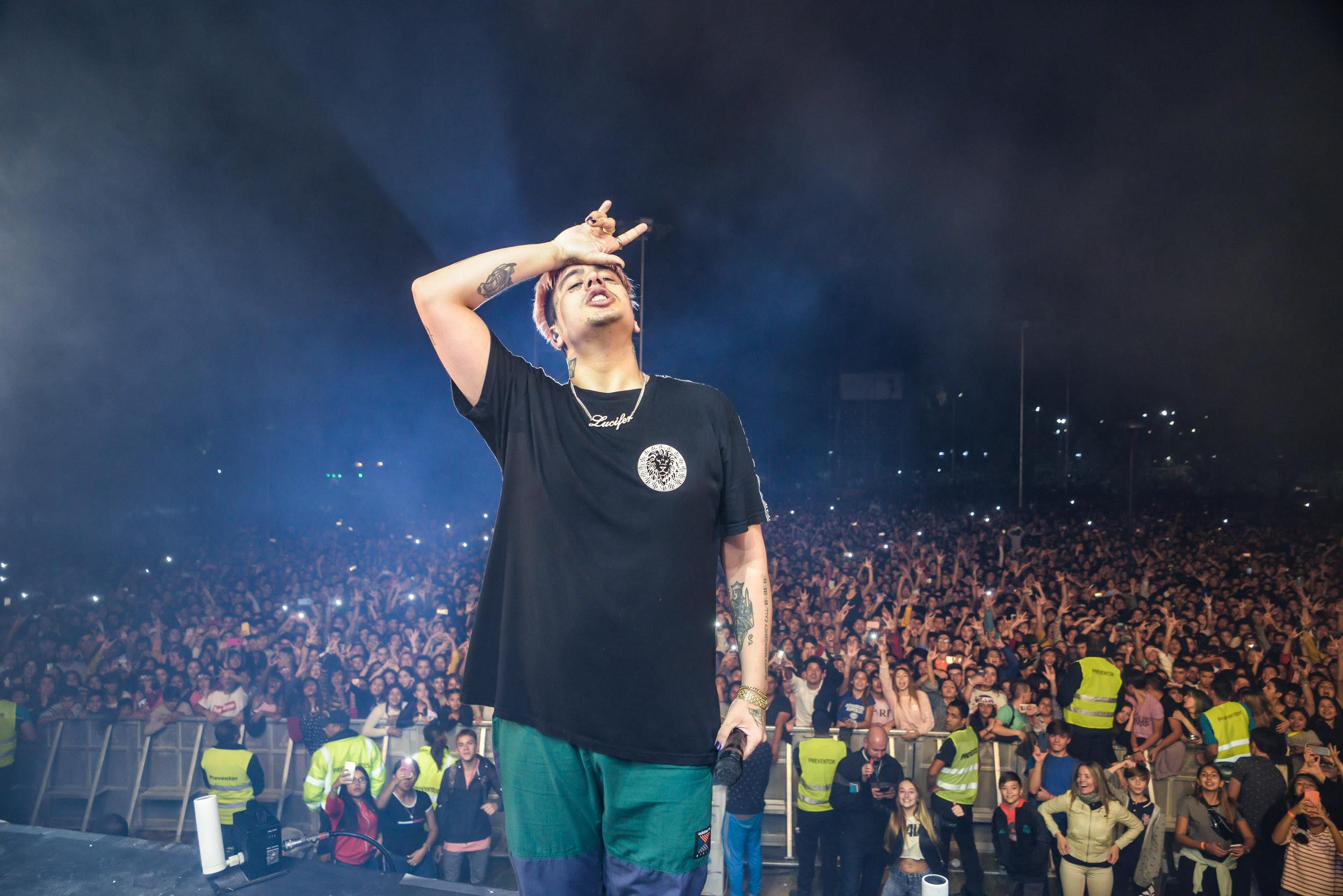 Conoce a Tiago PZK, un cantante de trap argentino